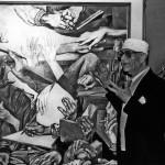 Ignazio Buttitta, Palermo 1985 - Foto Carlo Puleo