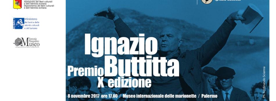 Premio Buttitta X (invito 21x10)