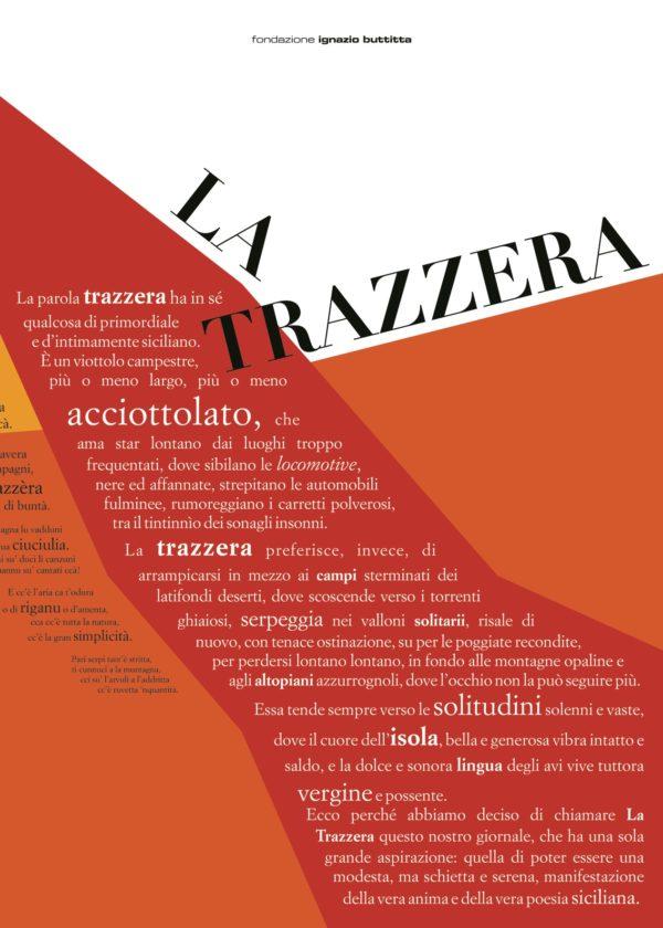 La Trazzera (copertina)