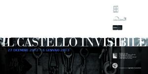 4.3 Il Castello Invisibile (invito fronte)