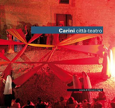 Carini Città-Teatro (copertina)