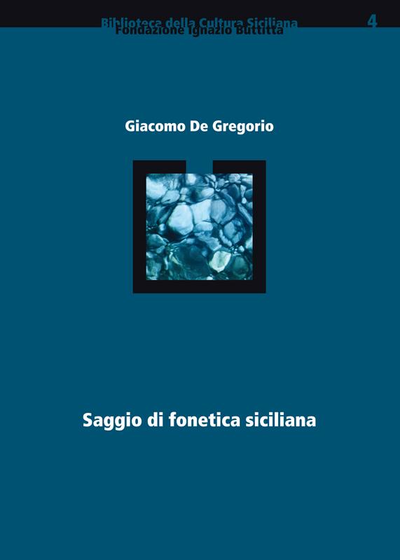 Fonetica Siciliana (sovracoperta)