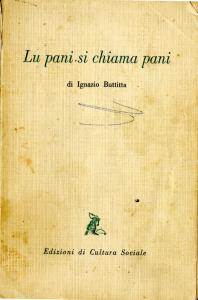 Lu pani si chiama pani - copertina