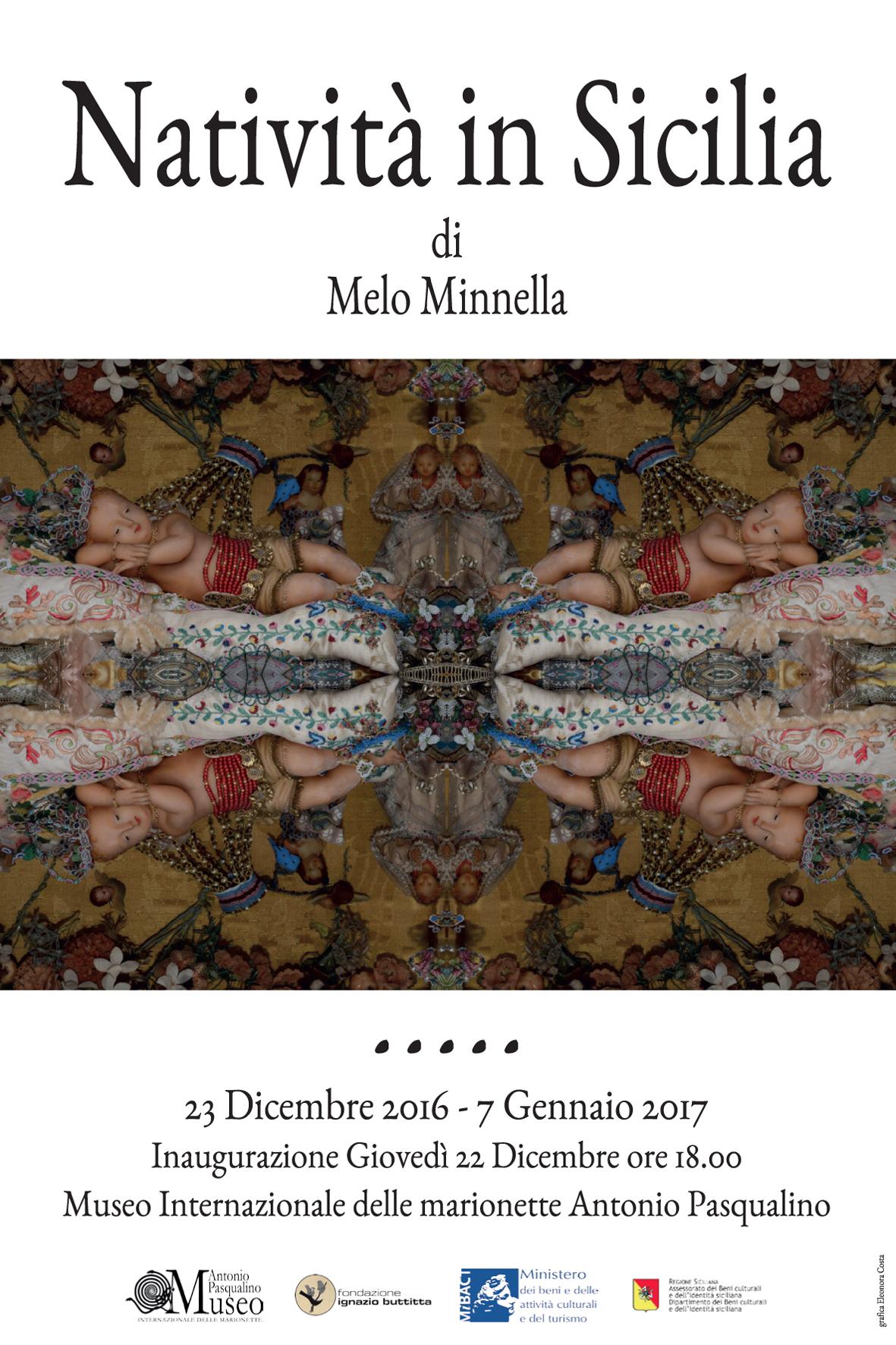 Nativitàin Sicilia_cartolina10x15