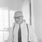 Ignazio Buttitta, Aspra 1970 - foto di Melo Minnella
